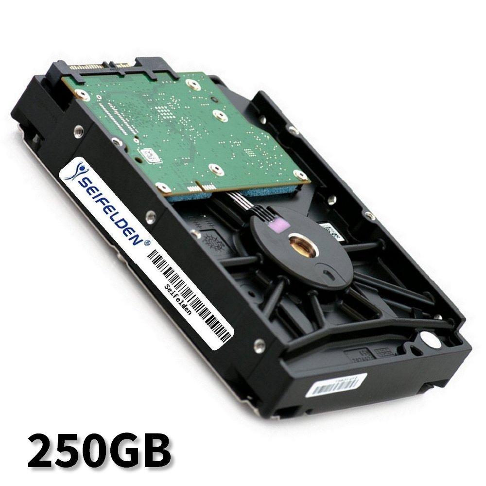 Seifelden 250GB Hard Drive 3 Year Warranty for Dell Inspiron Desktop 518  519 530 530a/
