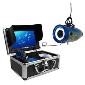 "30M 7"" TFT LCD Video Camera System Fish Finder HD 700TV Lines Underwater Camera"