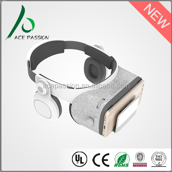 virtual reality 3d vr glasses VR box type headsets