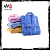 Eco-friendly kimono collar style bath robe with great price