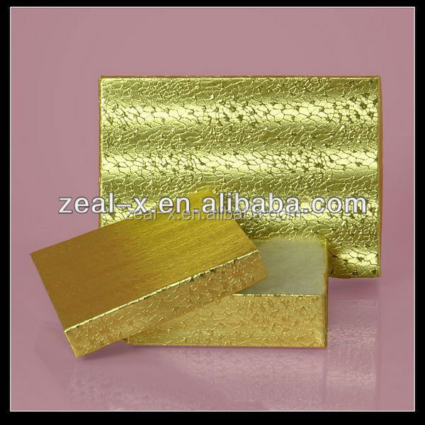 2014 new design jewelry standing mirror gold box