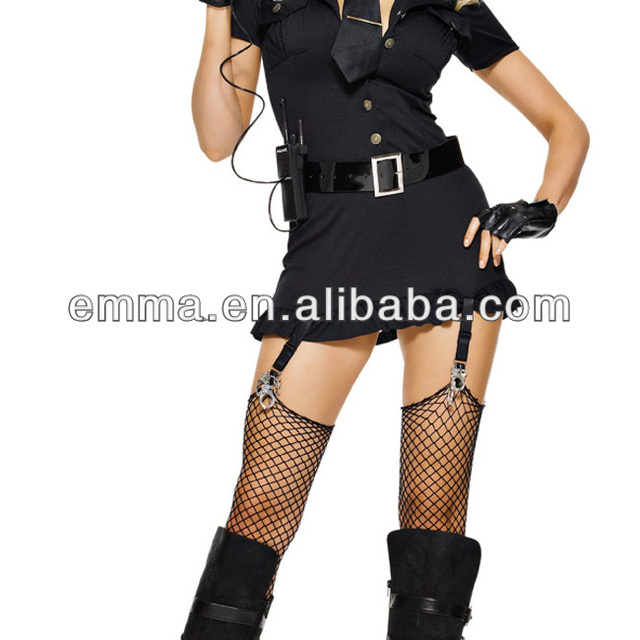 NEW Sexy Dirty Cop Girl Women Adult Costume Fancy Party Dress Halloween BW832  sc 1 st  Alibaba & Sexy Cop Girl Wholesale Girls Suppliers - Alibaba