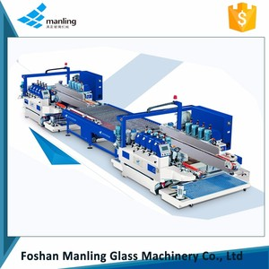 CE straight line glass grinding machine price