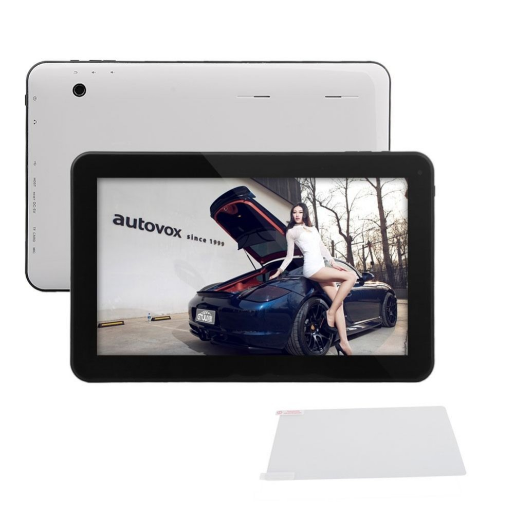 10,1 zoll tablet pc Allwinner A33 quad Core 1 GB 8 GB Android Tablet 10 zoll