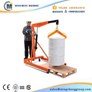 small manual hand drive lift hydraulic engine crane buy hydraulic rh alibaba com Engine Crane manual crane lift
