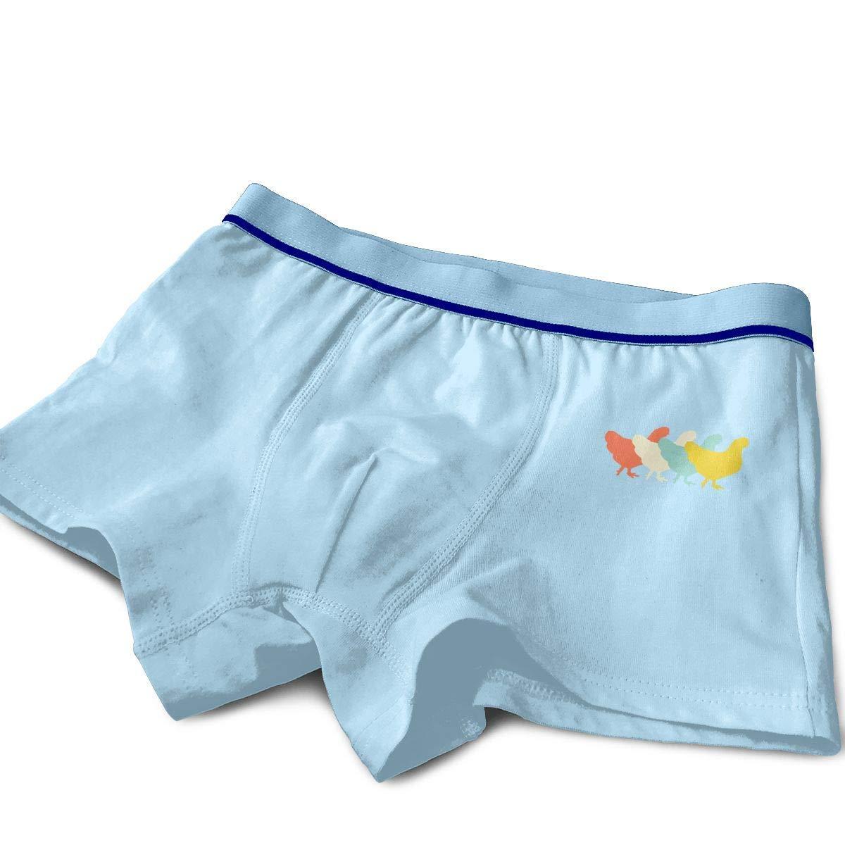 Pmftryuer Mens Underwear Boxer Briefs Underpants Light