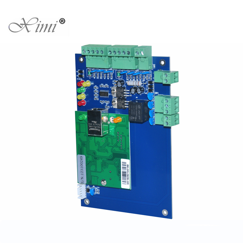 Access Control Access Control Kits Reasonable Two Door Access Control Panel Access Control Board Tcp/ip 2 Doors Access Control System With Power Supply Box Battery Function Fine Quality