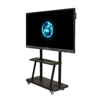 75 inch Wall Mounted Or Portable Multi Smart TV Touch Interactive Whiteboards
