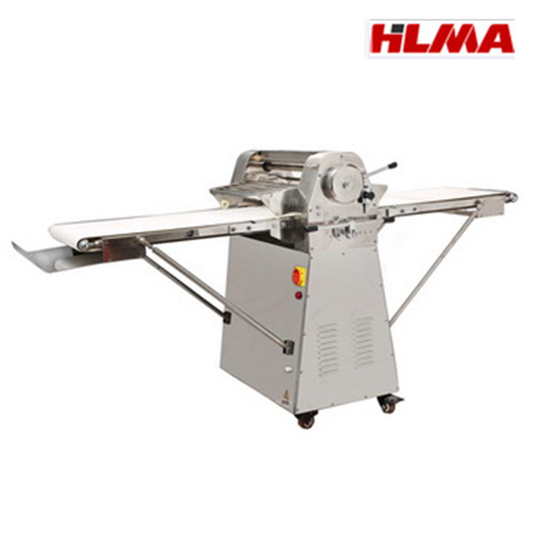 Automatic pastry making machine dough sheeter machine / dough rolling machine