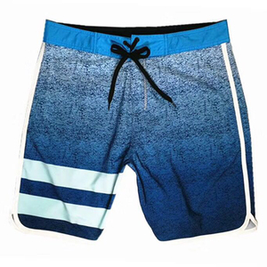 4 way stretch boardshorts custom sublimated wholesale mens board shorts
