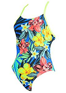 0c8c7445c47f6 Buy TYR Girls Amazonia Crosscutfit Tieback Swimsuit in Cheap Price ...