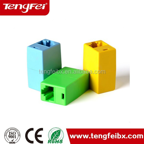 Female to Female Splitter Coupler RJ45 Connector Adapters