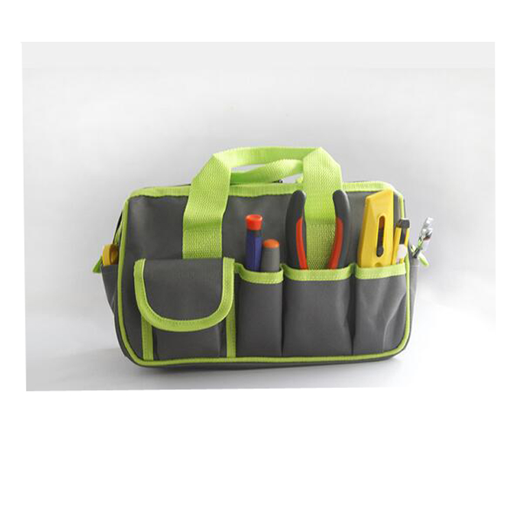 FREE SAMPLE FACTORY PRICE Wholesale Heavy Duty Husky Engineer Small Tote Garden Electrician Tool Bag,husky tool bag