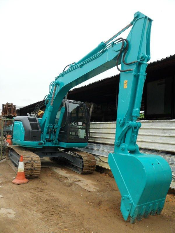 Kobelco Sk135 Crawler Excavator - Buy Kobelco Sk135 Crawler Excavator  Product on Alibaba com