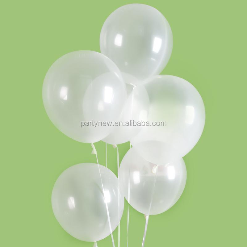 venta caliente unidsbolsa uug globos de ltex globo claro