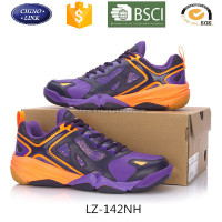 Men sport athletic shoes badminton shoes new design 2017
