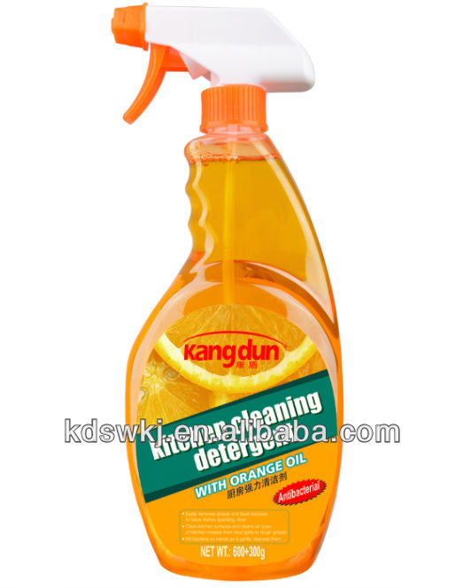 900g Kitchen oil cleaning agents heavy duty liquid cleaner