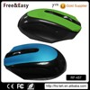 cheap 2.4G Slim Wireless Mouse with Nano Receiver