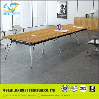 Big Sale Modern Cheap Price Wooden People Large Conference Table - Large conference table for sale