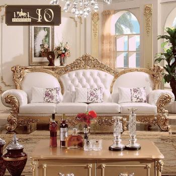 Fs888 # Europäischen Barock Wohnzimmer Möbel Sofa Set Moderne Ecke ...