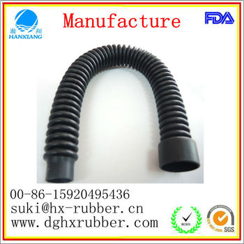 OEM industrial silicone rubber bellows