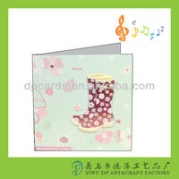 Corporate gifts Voice greeting cards Experienced OEM service