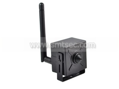 3.7MM Pinhole lens Support ONVIF,NVR Storage 720P HD WIFI Mini Hidden IP CCTV camera(SIP-M02W)