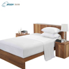 Super Silky Soft With Pillowcase Bamboo King Size Breathable Sheet Set