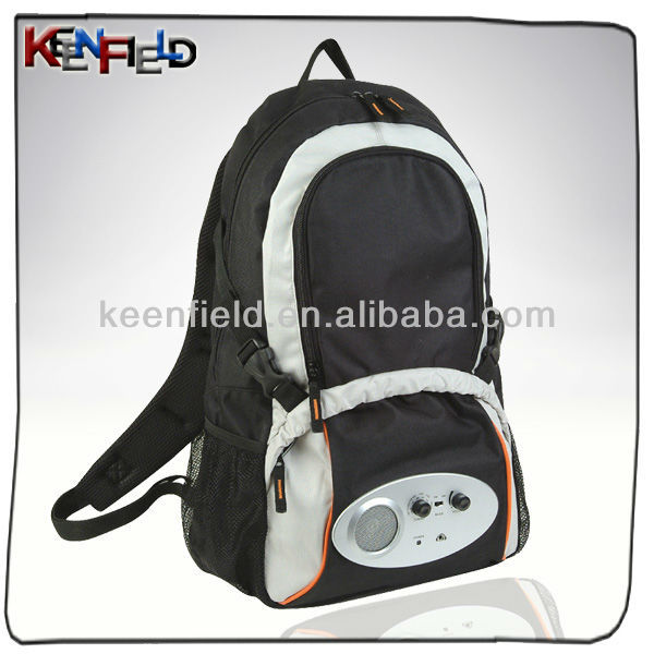 2014 Fancy backpack with radio (CS-304438)
