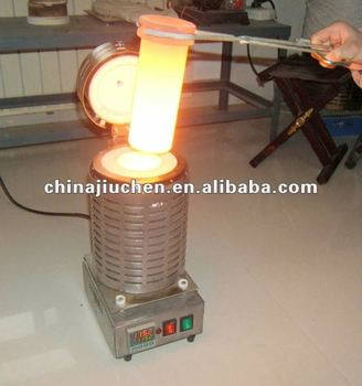 1kg Small Portable Electric Gold Melting Furnace Buy