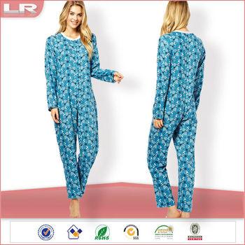 One Piece Adult Pajama 103