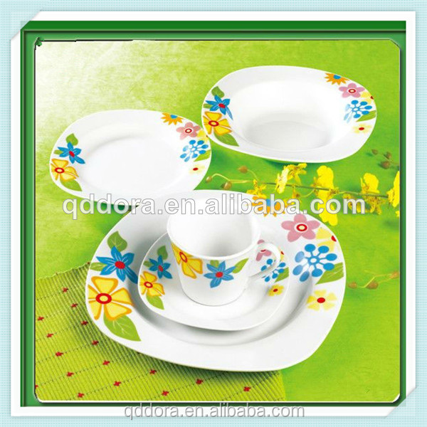 everyday dishes dinnerware kitchen dishes setmade in china factory price new style tableware names