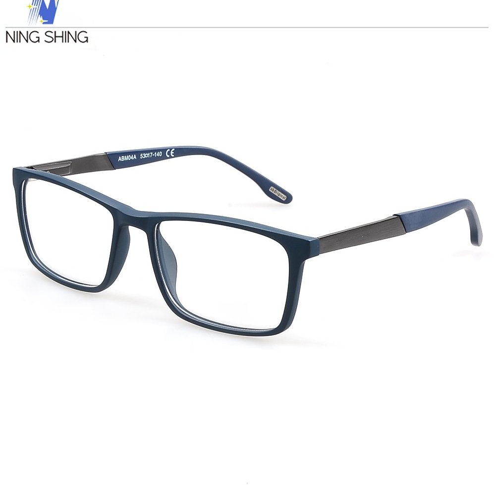Classic Design Cheap Vintage Rubber Optical Frame For Reading Glasses