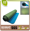 Taiwan Patented Dual Layers and Color 100% Eco TPE yoga mat
