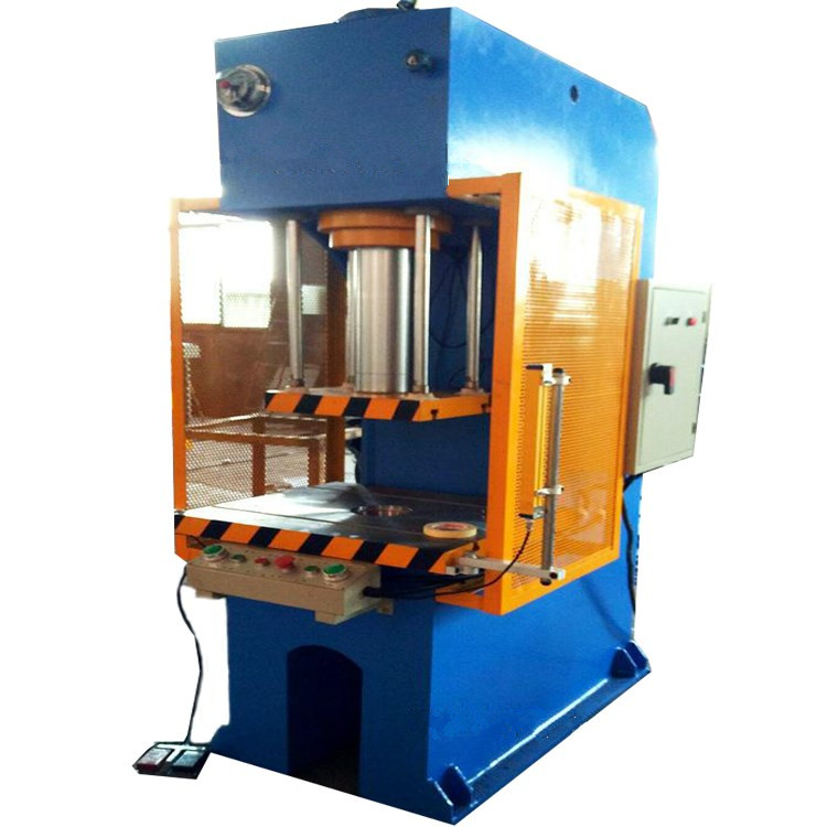 Double effort single 4 column hand export to india 4 column hydraulic press 100t machine