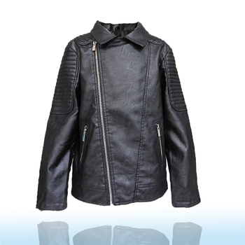 55860c6f7 Cheap Trendy Children Clothes Boys Coats Baby PU Leather Jacket Solid Toddler  Boy Jacket