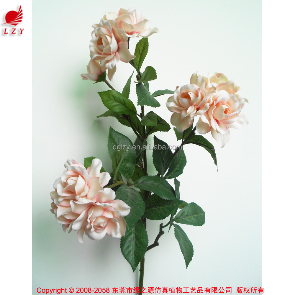 High quality silk flower manufactory artificial flower