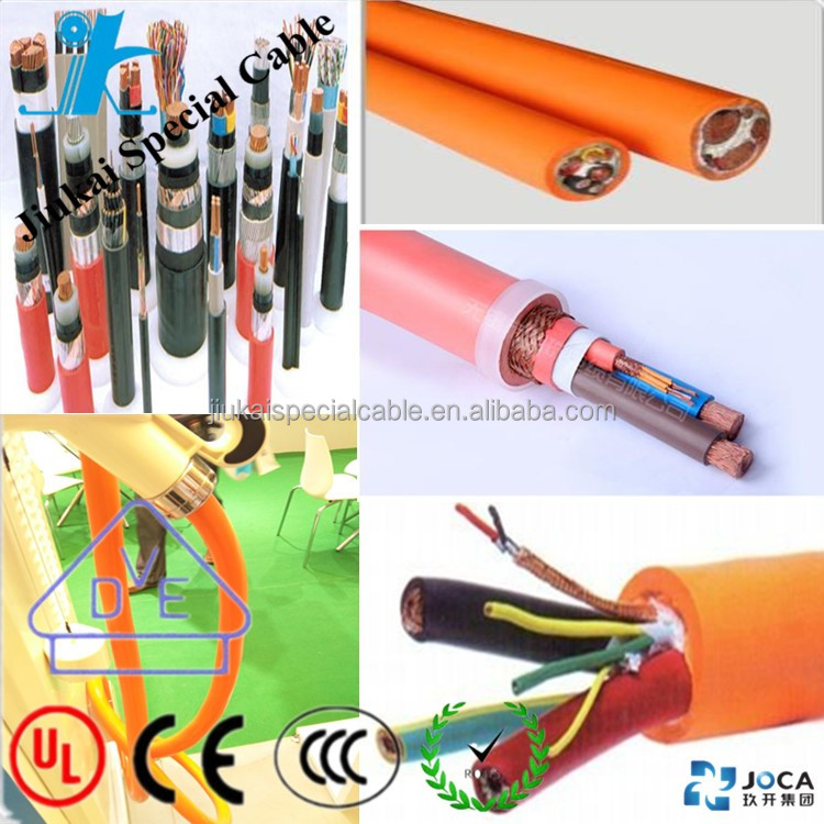 High quality car battery cable EVC07E2Q-H (TUV) electric cars charging cable