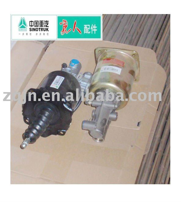clutch operating cylinder Sinotruk axle part