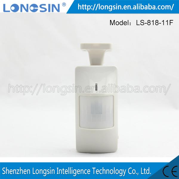 Home Bedroom Office Bathroom Smoke Detector Alarm Pir Sensor Wireless