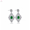 2017 Hot Selling New Designs 925 Silver Dangle Earring