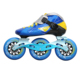 Guangdong Zhongshan Boy Rolling Skate Shoes 3 Wheel Inline Speed Skates
