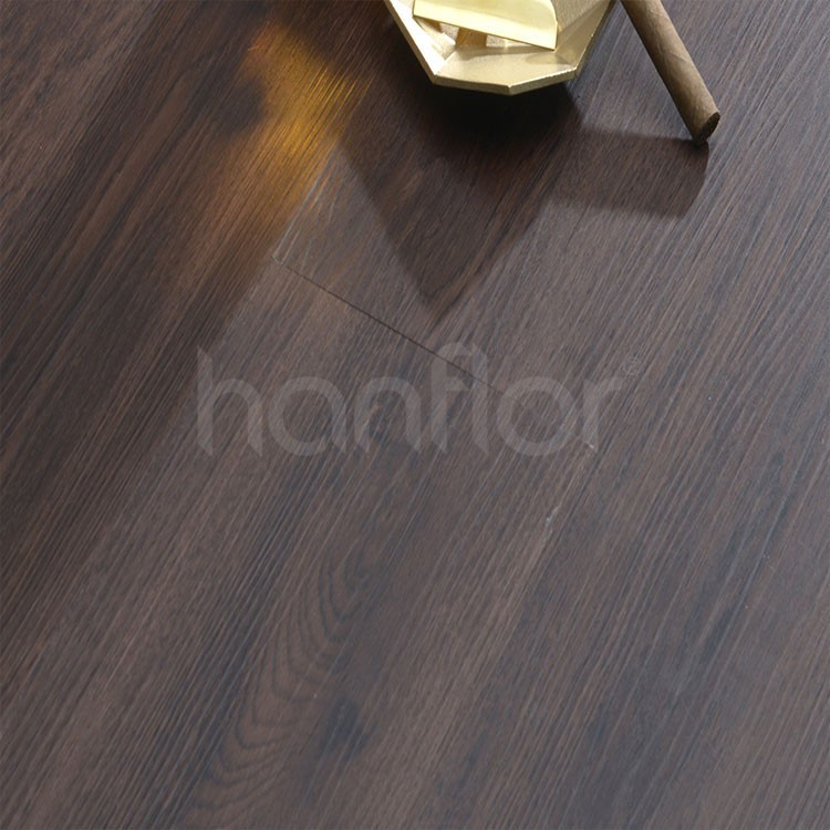 Dark wood rough surface finish luxury vinyl plank.jpg