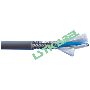 High Flexible Shielded Twisted Pair RS485 Cable