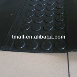 Rubber stair steps