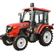 LZ554 55hp 4WD mini Farm Tractor for agricultural machinery