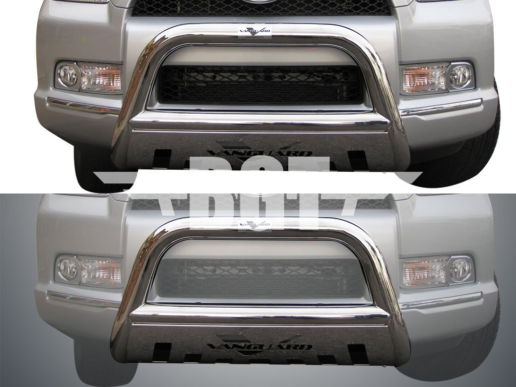 Cheap Toyota 4runner Bull Bar Find Deals On 1992 Skid Plate Get Quotations Bgtbb 985ss 10 13 Front 3 With