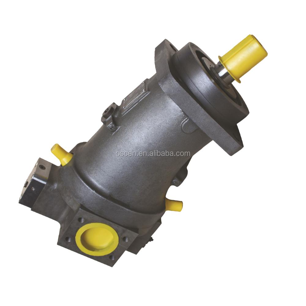A7v поршневой двигатель Гидравлический изогнутый осевой поршневой насос A7V107