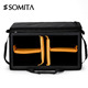 Fashion New backpack for dslr assistant camera bag material