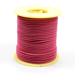 Wholesale cord 3mm thread elastic string for garment